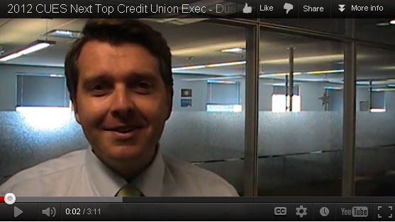 CUES Next Top Credit Union Exec