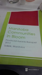 2013 Manitoba Communities in Bloom Program - Selkirk