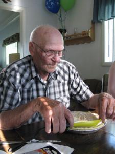 Grandpa Wes
