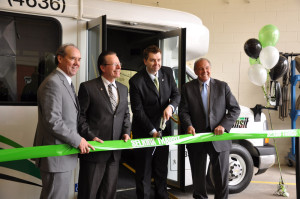 Launching Selkirk Transit